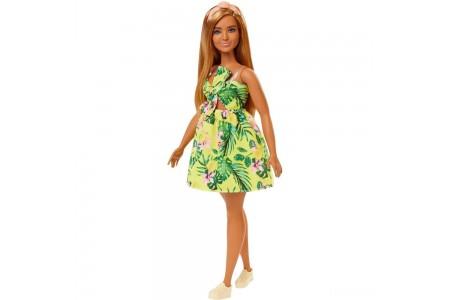 Barbie Fashionistas Doll #126 Jungle Dress Free Shipping