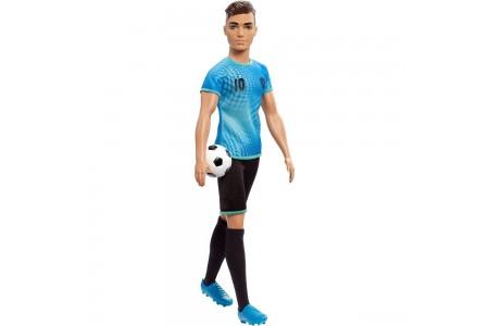Barbie Ken Career Soccer Player Doll Sale