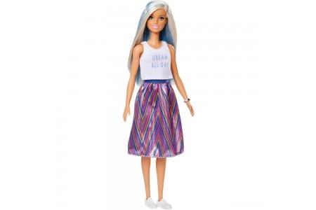 Barbie Fashionistas Doll #120 Dream All Day Free Shipping