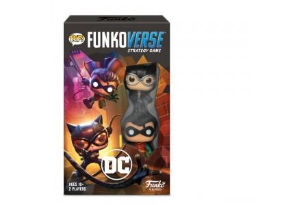 Funkoverse Board Game: DC Comics #101 Expandalone Sale