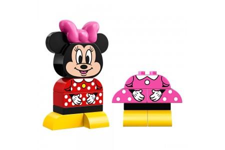 LEGO DUPLO Minnie Mouse My First Minnie Build 10897 sales
