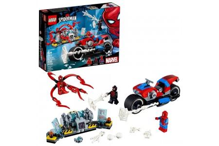 LEGO Super Heroes Marvel Spider-Man Bike Rescue 76113 sales