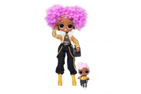 L.O.L. Surprise! O.M.G. Winter Disco 24K D.J. Fashion Doll & Sister Sale