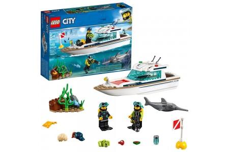 LEGO City Diving Yacht 60221 Sale