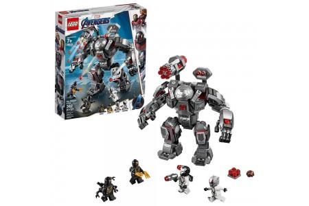LEGO Marvel Avengers War Machine Buster 76124 Sale
