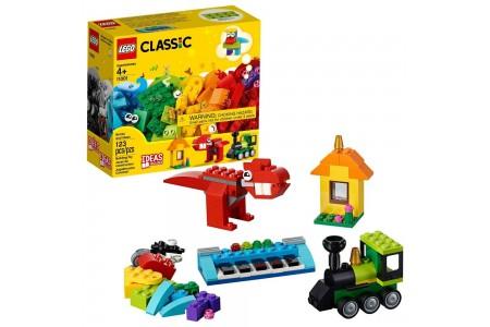LEGO Classic Bricks and Ideas 11001 Free Shipping