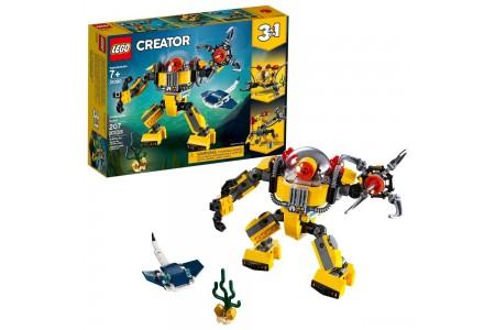 LEGO Creator Underwater Robot 31090 Sale