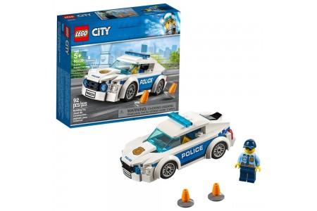 LEGO City Police Patrol Car 60239 Free Shipping