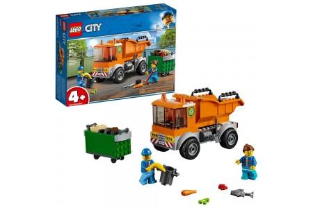Black Friday 2020 | LEGO City Garbage Truck 60220 sales