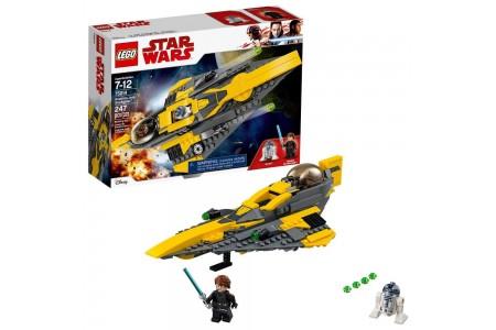 Black Friday 2020 | LEGO Star Wars Anakin's Jedi Starfighter 75214 sales