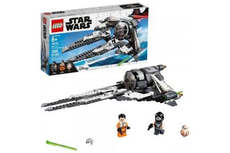 LEGO Star Wars Black Ace TIE Interceptor 75242 Sale