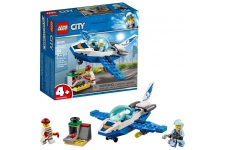 Black Friday 2020 | LEGO City Sky Police Jet Patrol 60206 sales