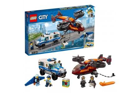 LEGO City Sky Police Diamond Heist 60209 Free Shipping