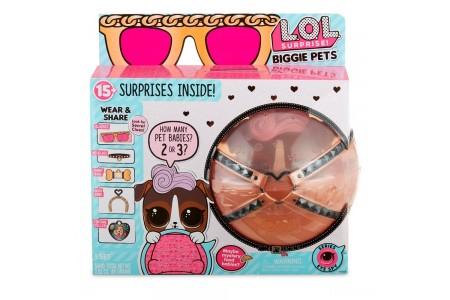 L.O.L. Surprise! Biggie Pet - D.J. K9 Sale