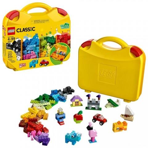 LEGO Classic Creative Suitcase 10713 Free Shipping