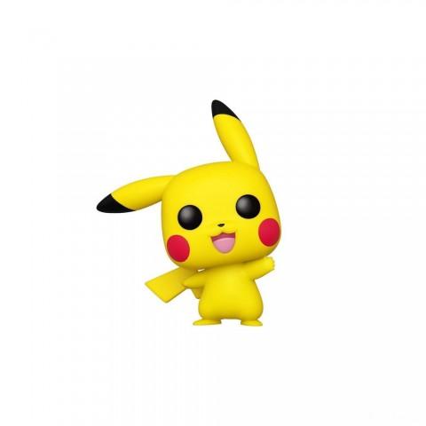 Black Friday 2020 | Funko POP! Games: Pokemon - Pikachu (Waving) Sales