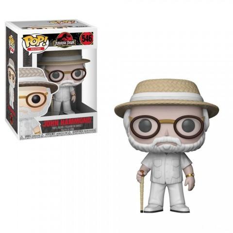 Black Friday 2020 | Funko POP! Movies: Jurassic Park 25th Anniversary - John Hammond - Minifigure Sales