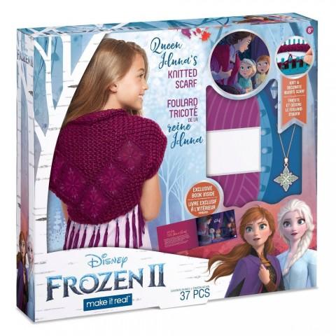 Disney Frozen 2 Queen Iduna's Knitted Shawl Sale