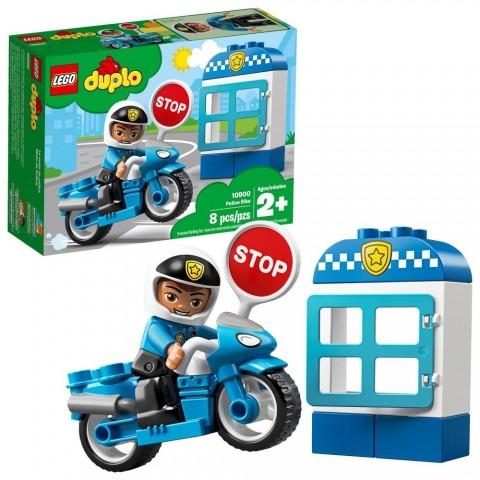 Black Friday 2020 | LEGO DUPLO Police Bike 10900 sales