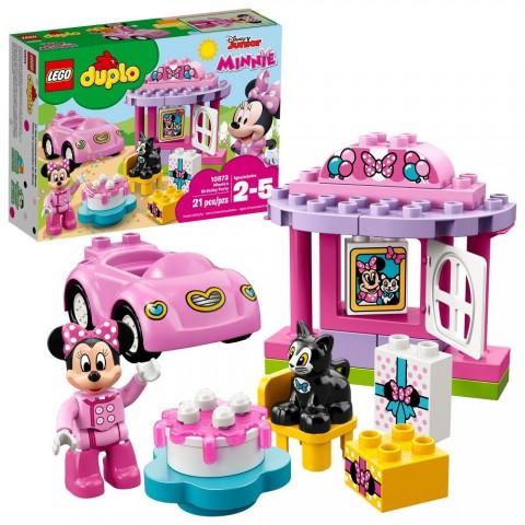 Black Friday 2020 | LEGO DUPLO Disney Minnie Mouse's Birthday Party 10873 sales