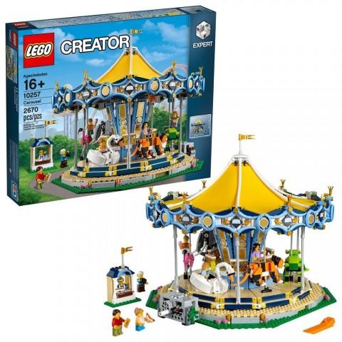 LEGO Creator Expert Carousel 10257 sales