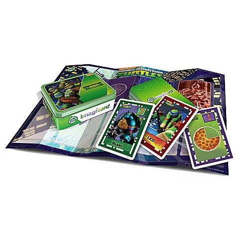 LeapFrog Imagicard™ Teenage Mutant Ninja Turtles Ages 5-8 yrs. Free Shipping