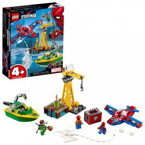 Black Friday 2020 | LEGO Super Heroes Marvel Spider-Man: doc Ock Diamond Heist 76134 sales