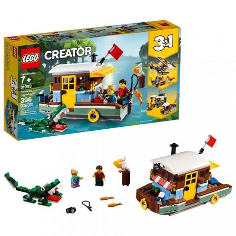 LEGO Creator Riverside Houseboat 31093 sales